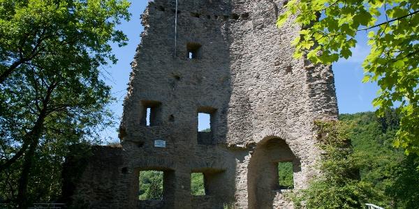 Burgruine Sommerau