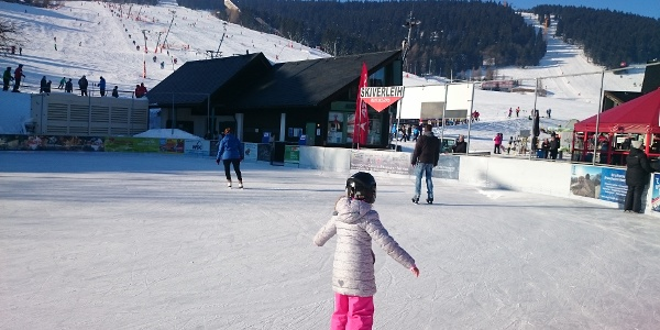 Eis- & Sportarena Oberwiesenthal (©Fichtelberg Schwebebahn Kurort Oberwiesenthal)