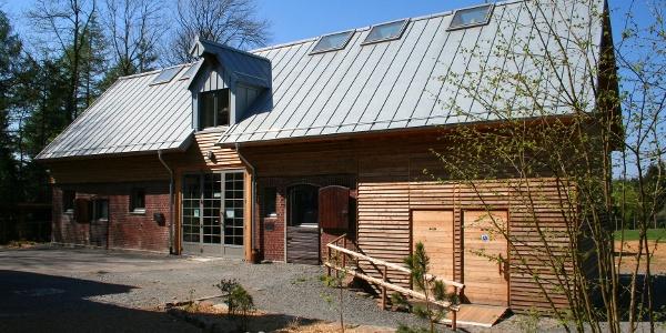 Waldinformationszentrum Forsthaus Hohenroth