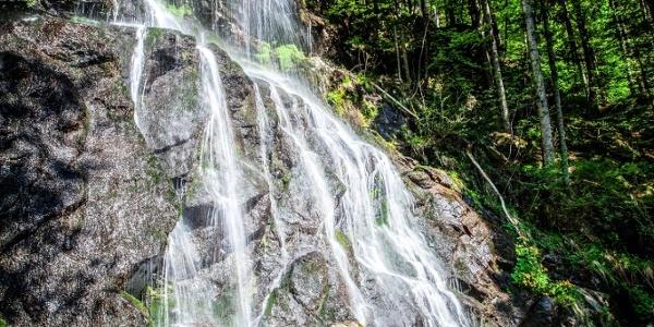 Zweribach Wasserfall