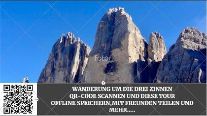 Südtirol, Drei Zinnen