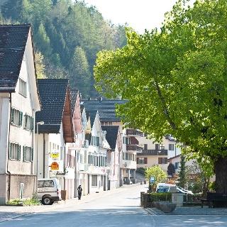 Dorf Pfäfers