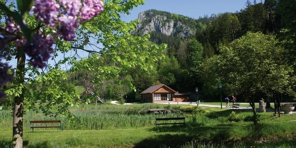 Naturparkeingang (Copyright: ENZO)