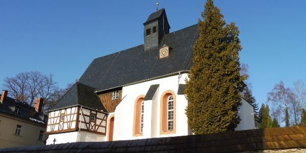 Kirche Eichigt