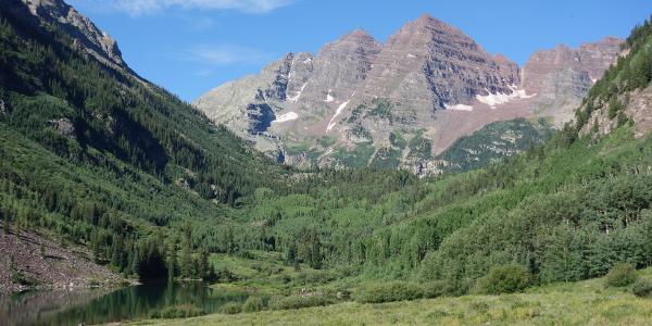 Maroon Bells Grand Loop • Hiking Trail » outdooractive com