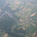 Strecke Eifelmarathon - Stausee Biersdorf