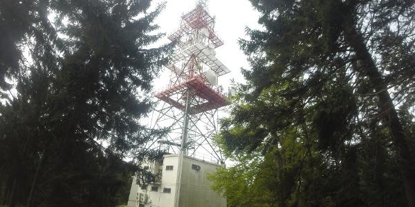 Sender beim Hirschenstein