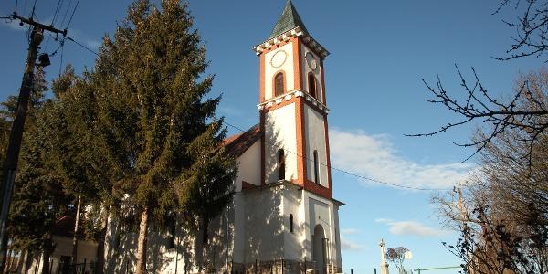 Nagybárkányi Szent Márton-templom
