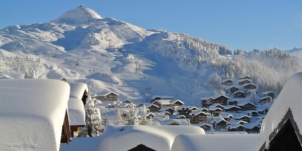 """Winterwanderung Rundweg Bettmeralp """"Waldpromenade"""""""