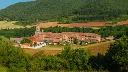 Monastery of Yuso in San Millan de la Cogolla