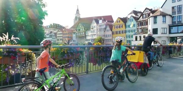 Radfahren in den .tübinger um:welten