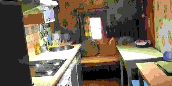 Küche 70m2 Wohnung