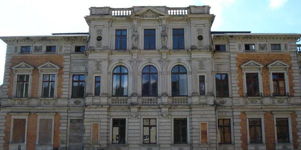 Gründerzeitvilla in der Greizer Neustadt