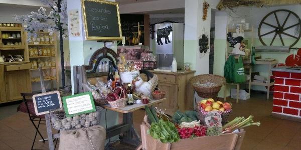 Hofladen Langenwolschendorf - Ladengeschäft