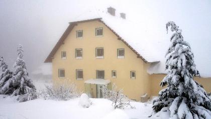 Giselahaus 885m, Gasthaus