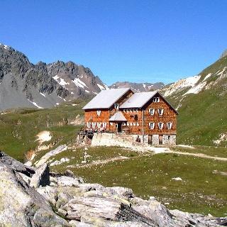 Reichenberger Hütte (neue)
