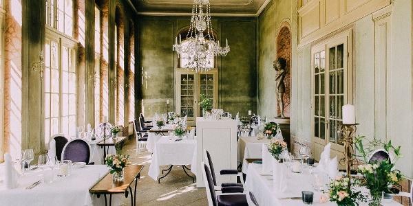 Restaurant Atelier Sanssouci