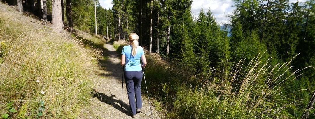 Hiking the Eggersteig