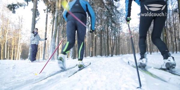 Skilanglaufgebiet Pastorenwiese Bad Berleburg HD