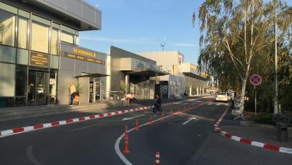 Terminal A (domestic departures)