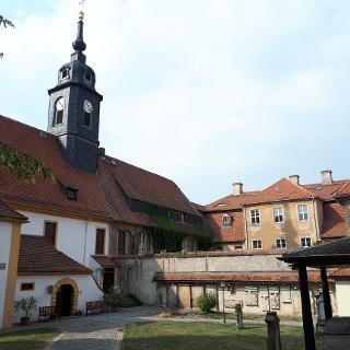 Außenansicht Schlosskirche