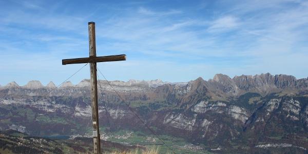 Guscha Gipfelkreuz