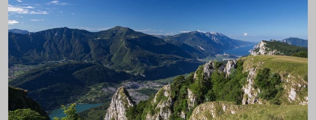 Panorama dal Monte Casale
