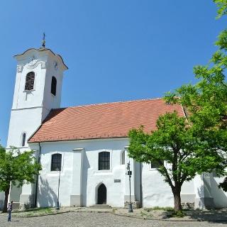 Keresztelő Szent János-templom a szentendrei Várdombon