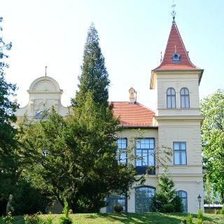 A balatonfüredi Vaszary Villa