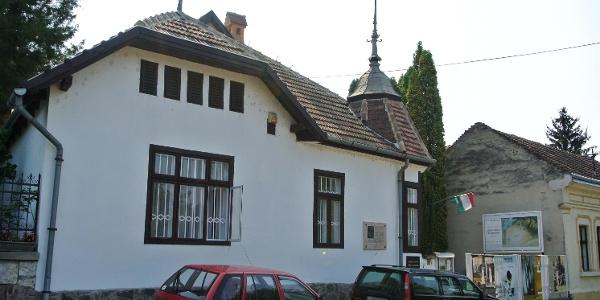 A zebegényi Szőnyi István Emlékmúzeum