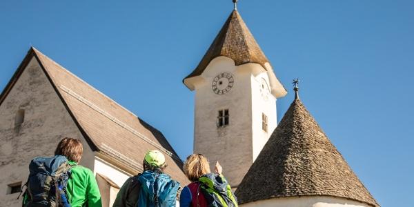 Kirche Pisweg