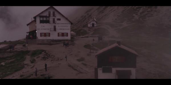Die Dreizinnenhütte