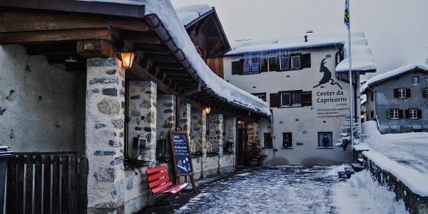 Hotel Restaurant Capricorns Winter