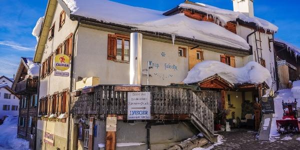 Gasthaus Wildenstein Winter