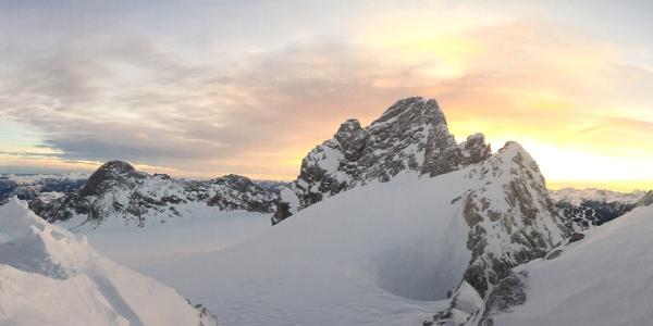 Panoramablick Seethalerhütte