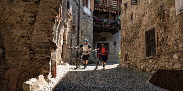 Il borgo medioevale di Canale di Tenno