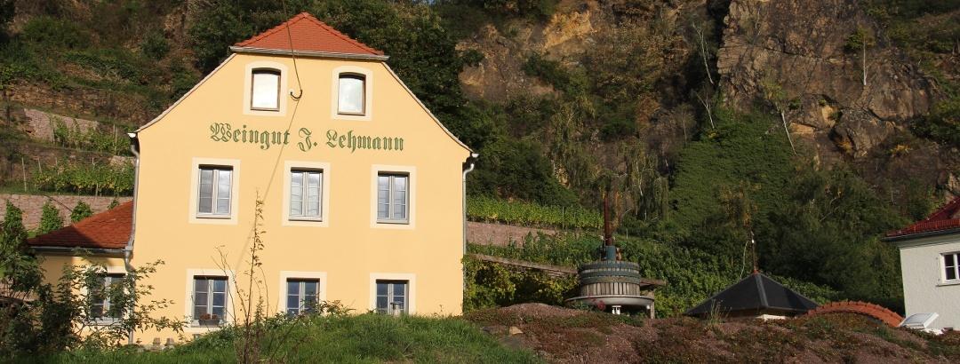 Ansicht Weingut Lehmann