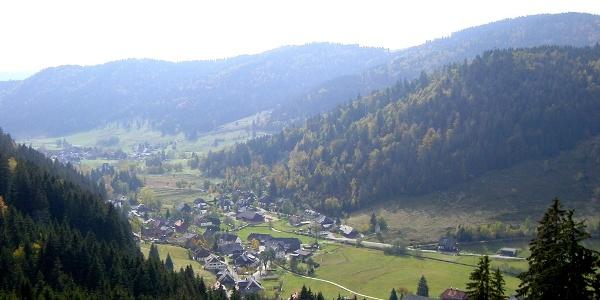 Menzenschwand Hinterdorf