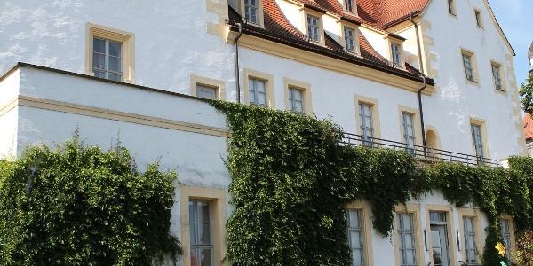 Kürfürstliche kanzlei Torgau Außenansicht