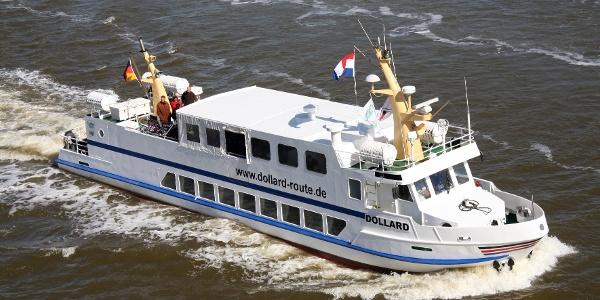 """Fahrgastschiff """"Dollard"""""""