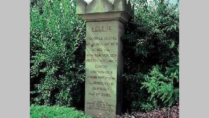Stutendenkmal für die Stute Helene