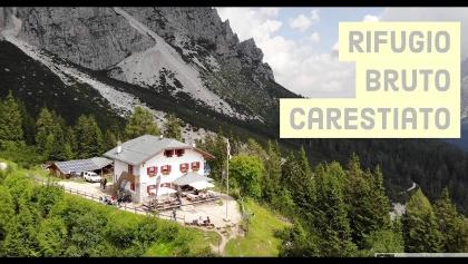 Rifugio Carestiato 4k - Drone Footage