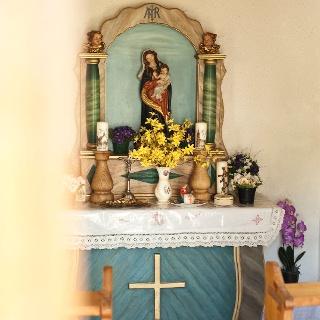 Altar, Simonshofkapelle
