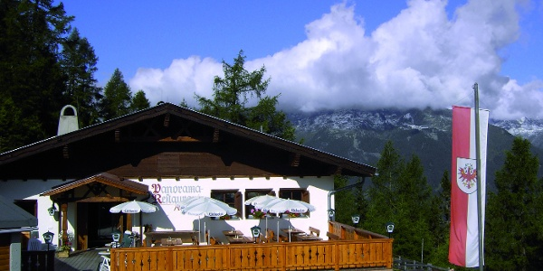 Panoramarestaurant Elfer-Agrar Sommer