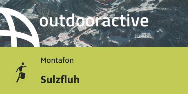 Skitour im Montafon: Sulzfluh