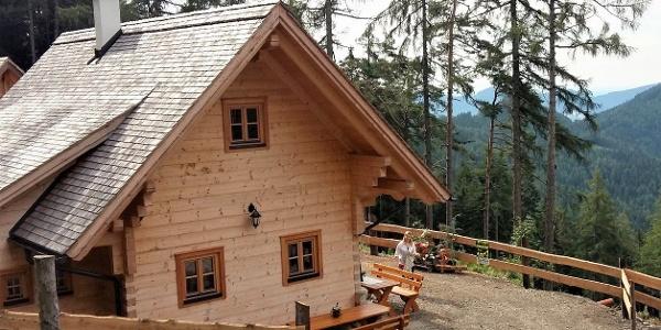 Gerlerkogelhütte Hausansicht