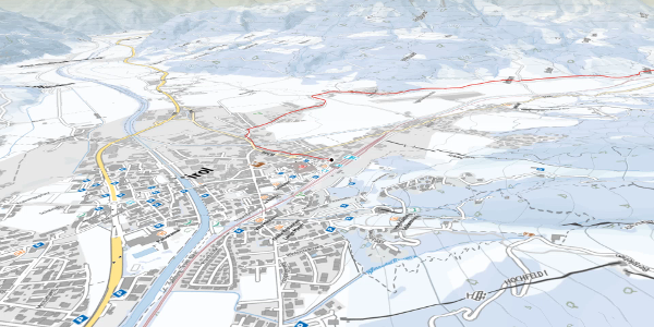 Winterwanderung in St. Johann in Tirol: Hopfgarten-Fieberbrunn 5. ...
