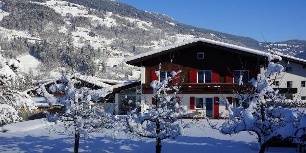 Ferienhaus mit Bartholomäberg
