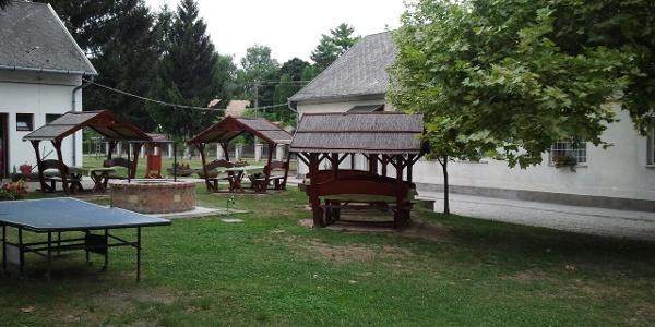 A Balatonberényi Ifjúsági tábor
