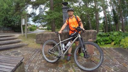 Mountainbiketour im Schwarzwald nach Neubulach